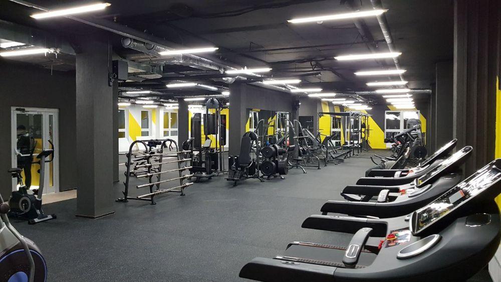 фитнес клуб в первомайском новая москва